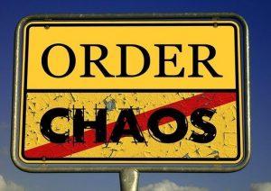 Raus aus dem Chaos