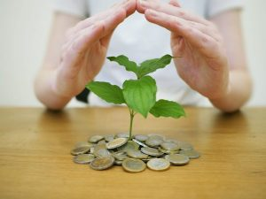 Geld schützen, Sparen, Schulden reduzieren - Project Cashflow